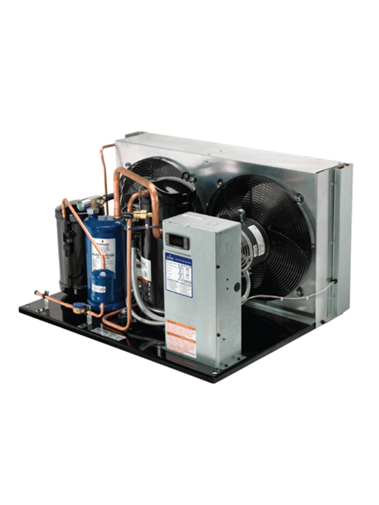 F Line Condensing Units Emerson Copeland Scroll Wiring Diagram Refrigeration Air Cooled And Water