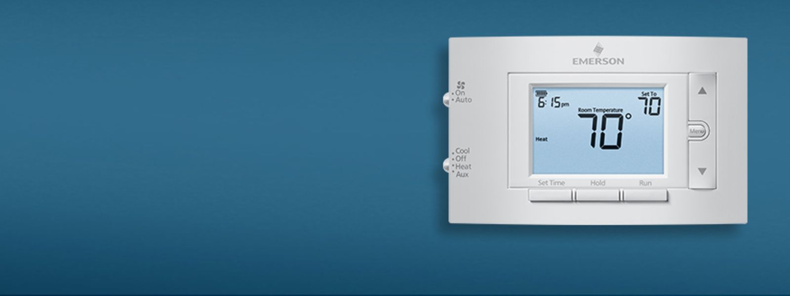 Emerson 80 Series Thermostats   Fit Matters   Emerson