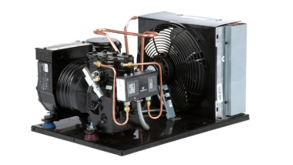 copeland condensing unit designed for transport applications
