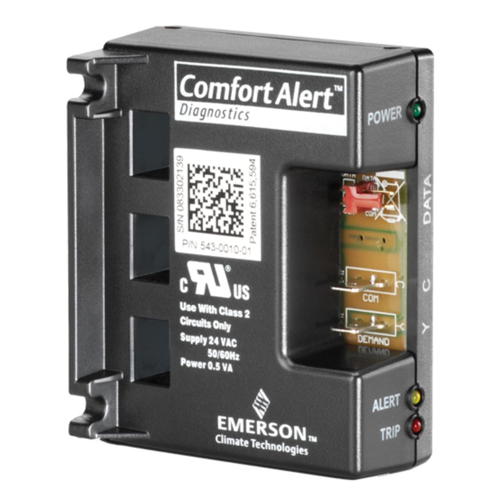 Comfortalert Diagnostics For Residential Applications Emerson York Ac Wiring