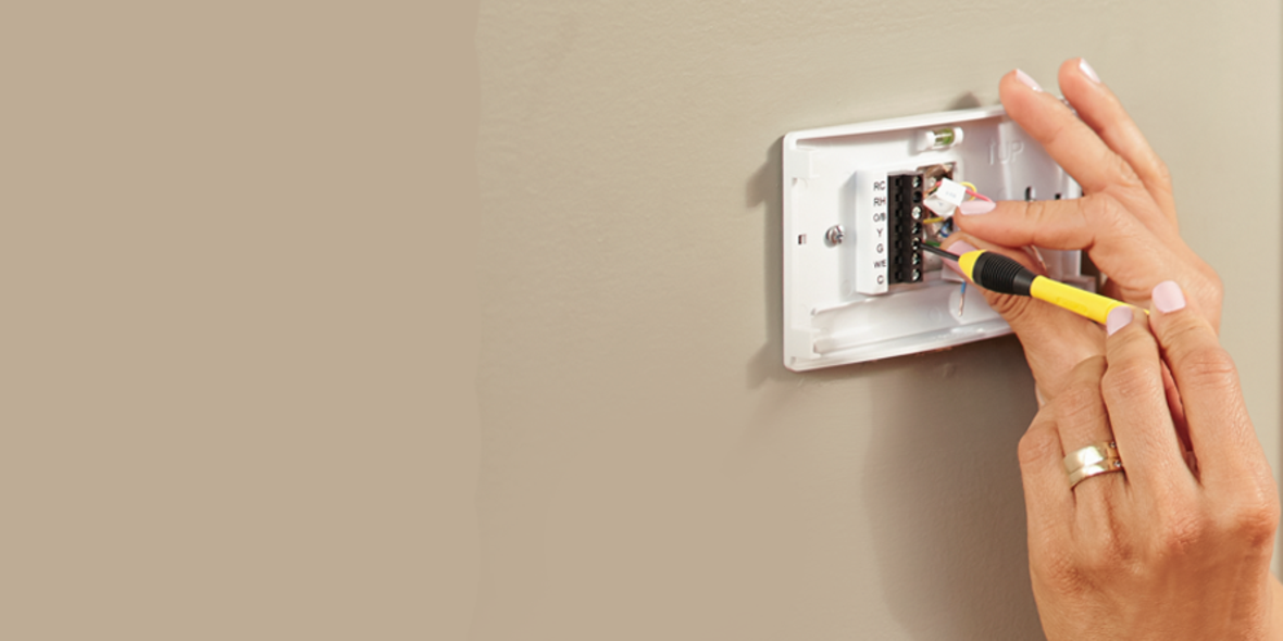 do it yourself thermostats emerson ca
