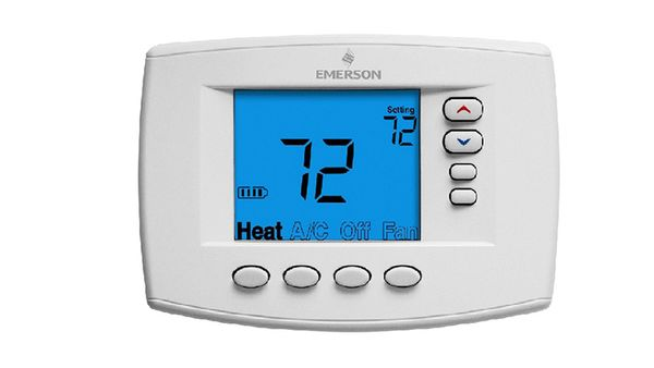Thermostat Manuals | Emerson CA