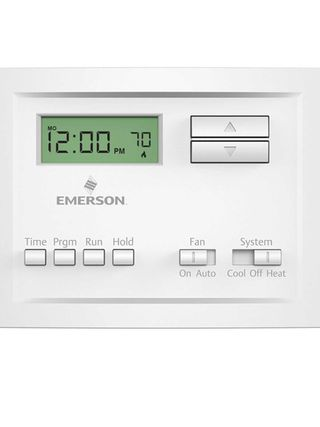 do it yourself thermostats emerson us Emerson Heat Pump Thermostat p150